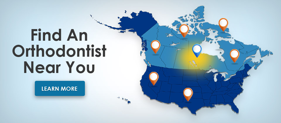 find an orthodontist near you